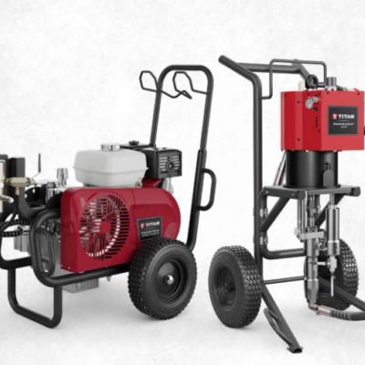 Paint Sprayers and Accessories